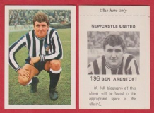 Newcastle United Ben Arentoft Denmark